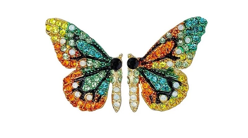 This Valentine Gift Your Loved One With The Best Butterfly Earrings Ever